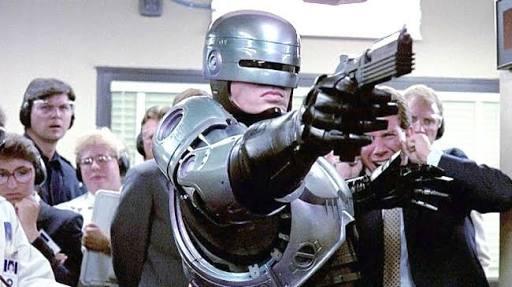 Nueva cinta de RoboCop ahora más violenta.