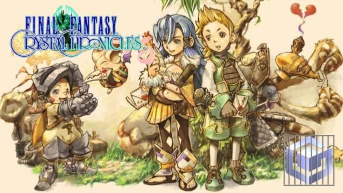 Resultado de imagen para Final Fantasy Crystal Chronicles