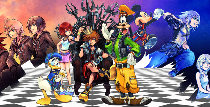 Resultado de imagen para Kingdom Hearts 2002