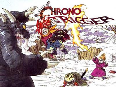 Resultado de imagen para chrono trigger 1995