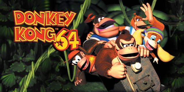 Esta imagen tiene un atributo ALT vacío; su nombre de archivo es donkeykong64.jpg