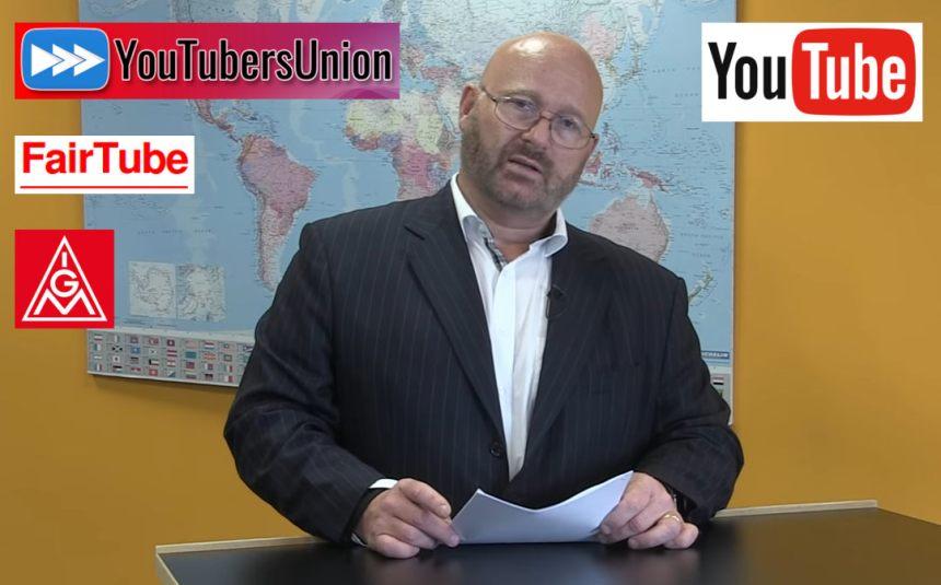 youtubers unionn